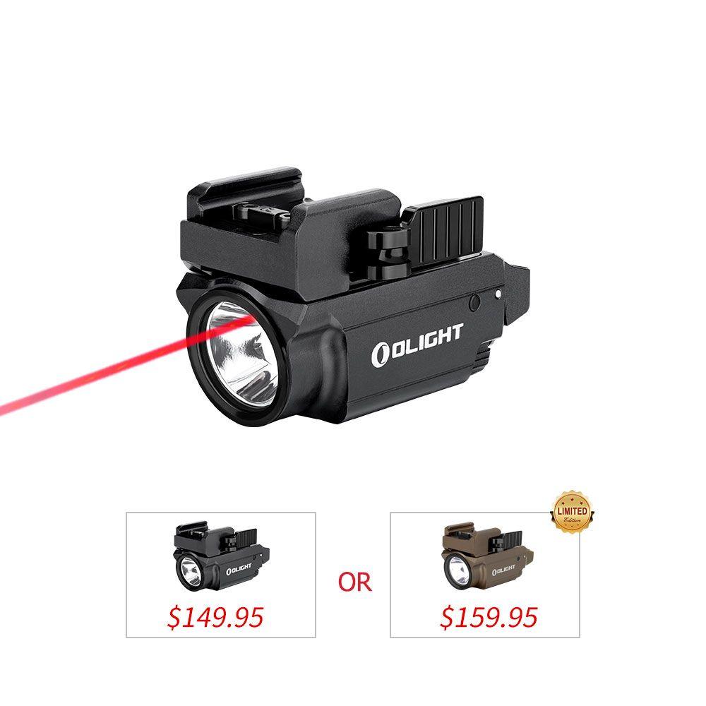 Olight Baldr RL Mini Tactical Laser Flashlight