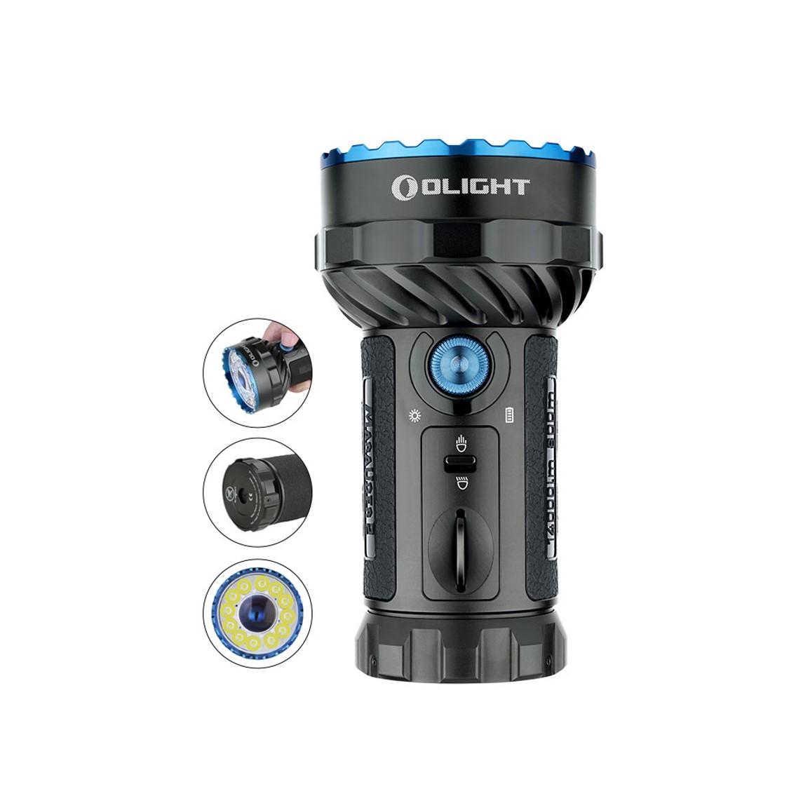 Olight Marauder 2 Most Powerful Flashlight
