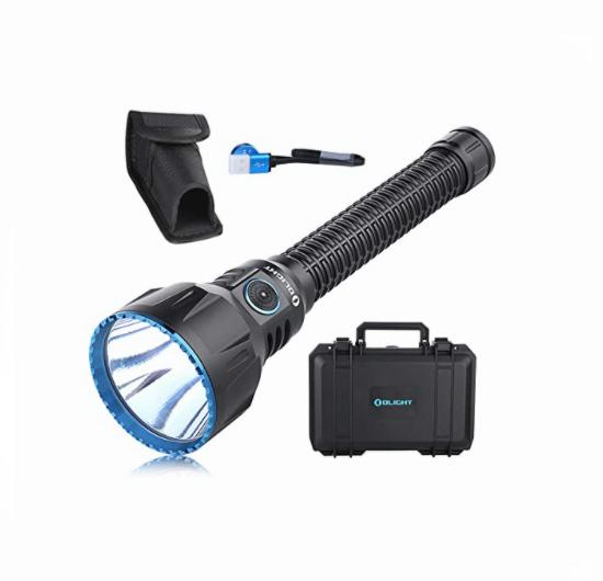 Olight Javelot Turbo Kit Long Distance Flashlight 1300 Lumen