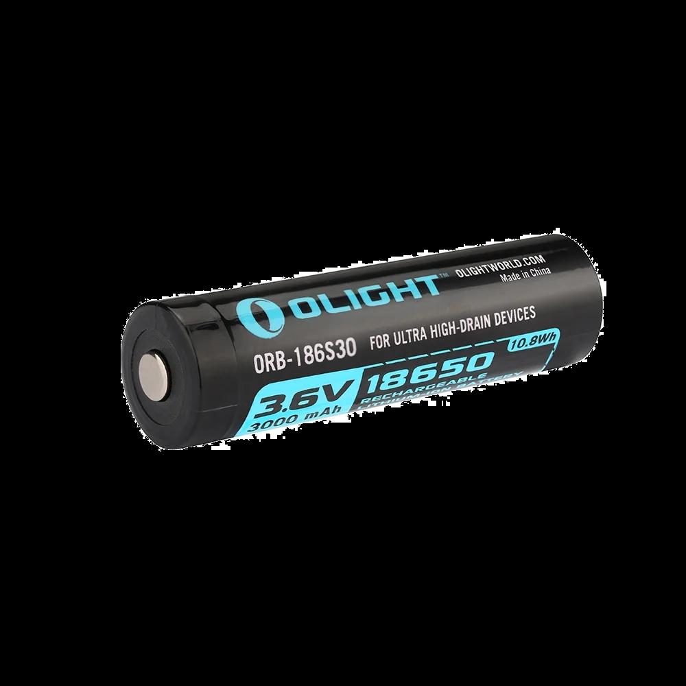 Olight HDC 3000mAh 18650 Lithium-ion Battery