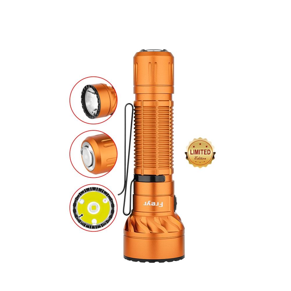 Olight Freyr Tac Light Orange