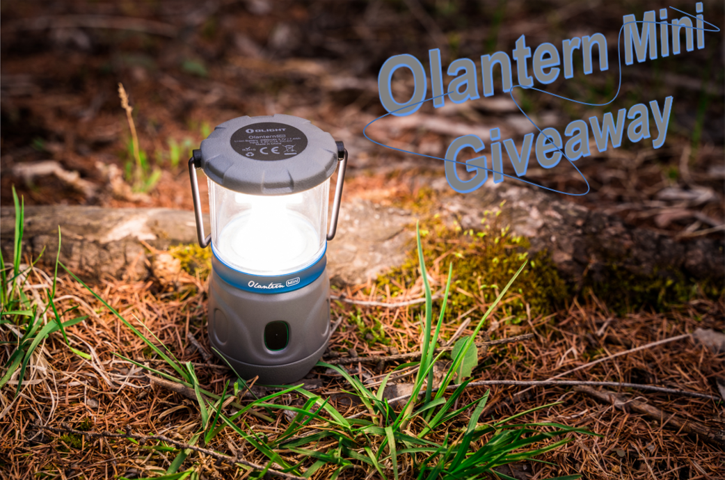 Only for your Summer Camping - Giveaway