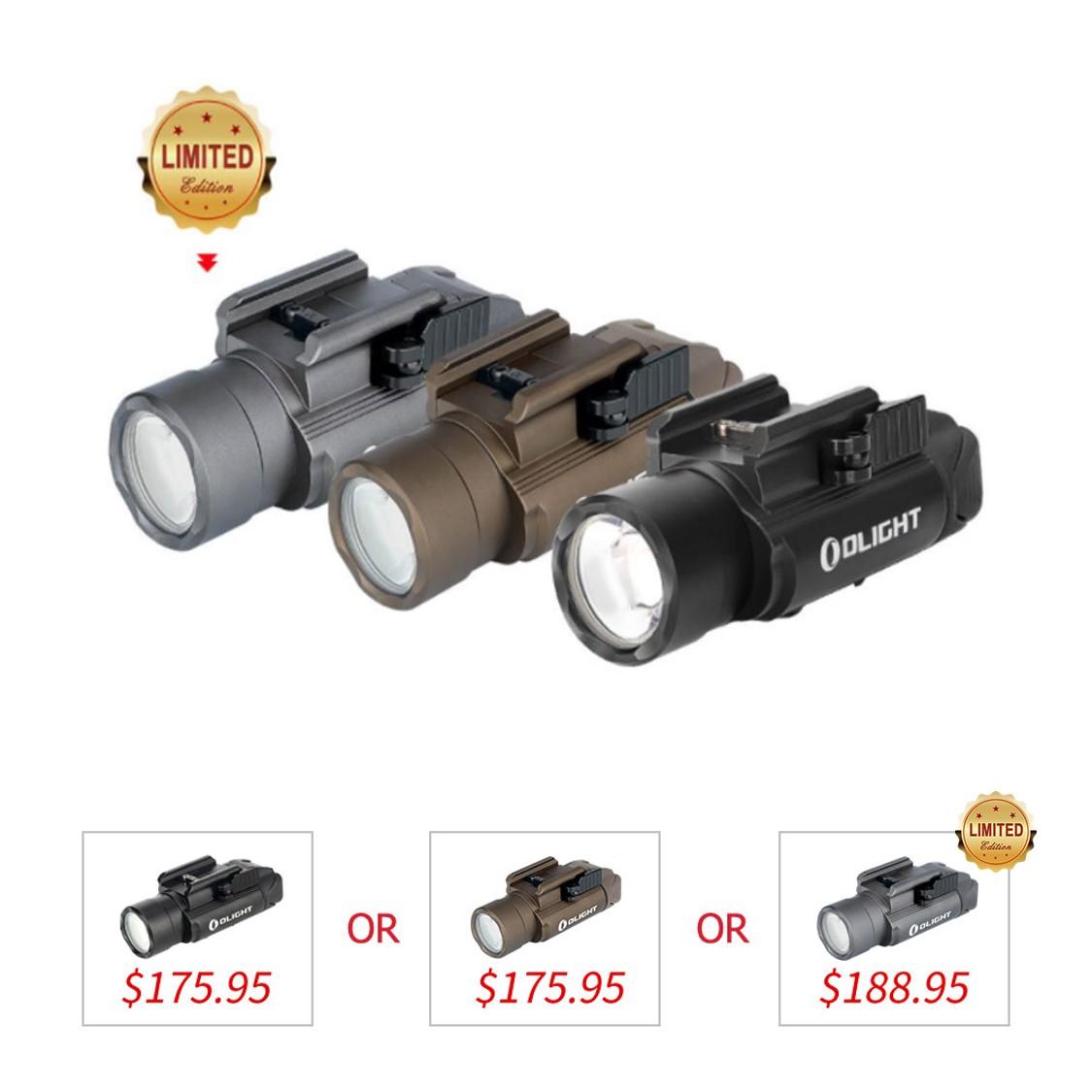 Olight PL-Pro Valkyrie Tactical Rail Light