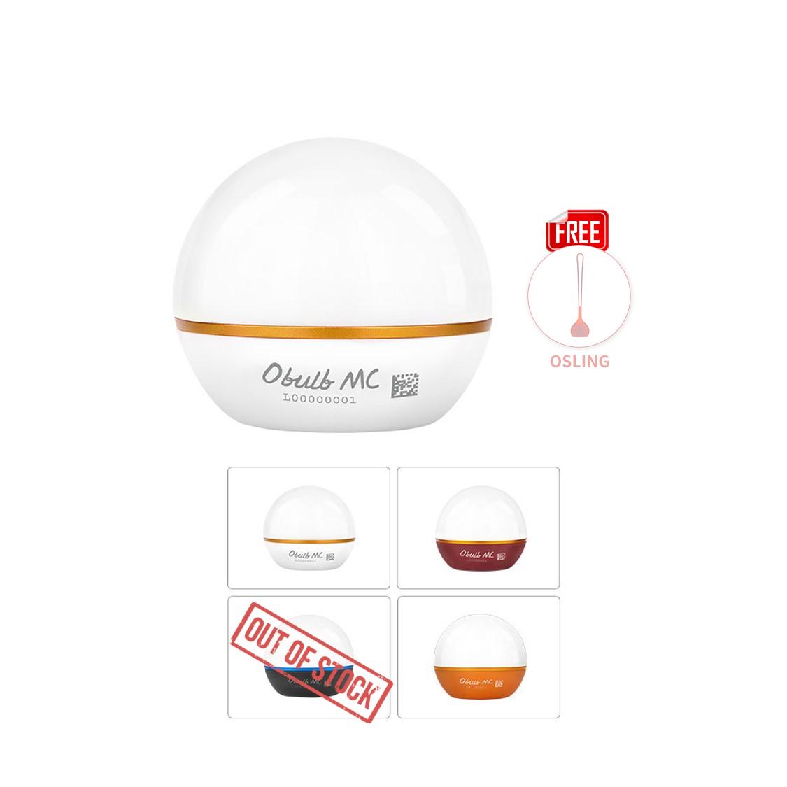 Olight Obulb MC Mini LED Light