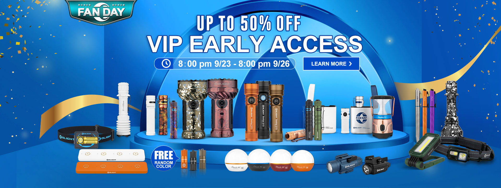 VIP Early Access? You Can't Miss This Guideline
