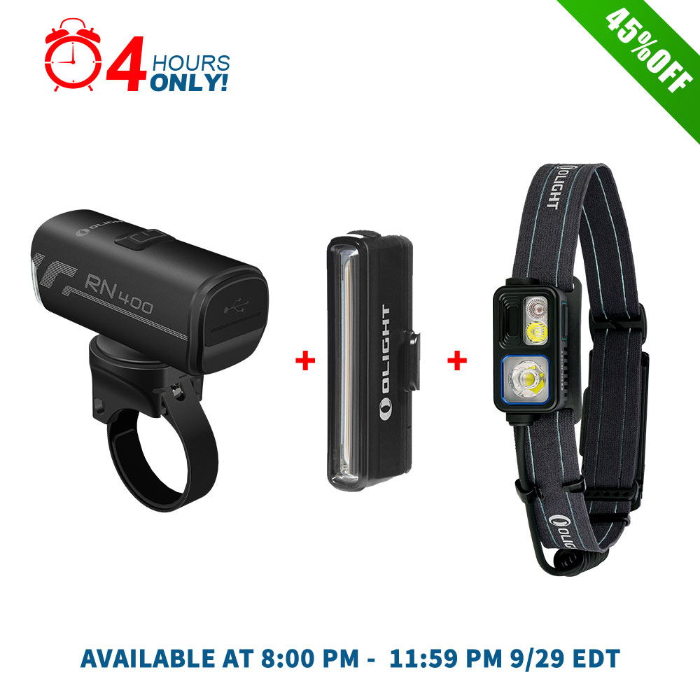 Olight Outdoor cycling Bundle