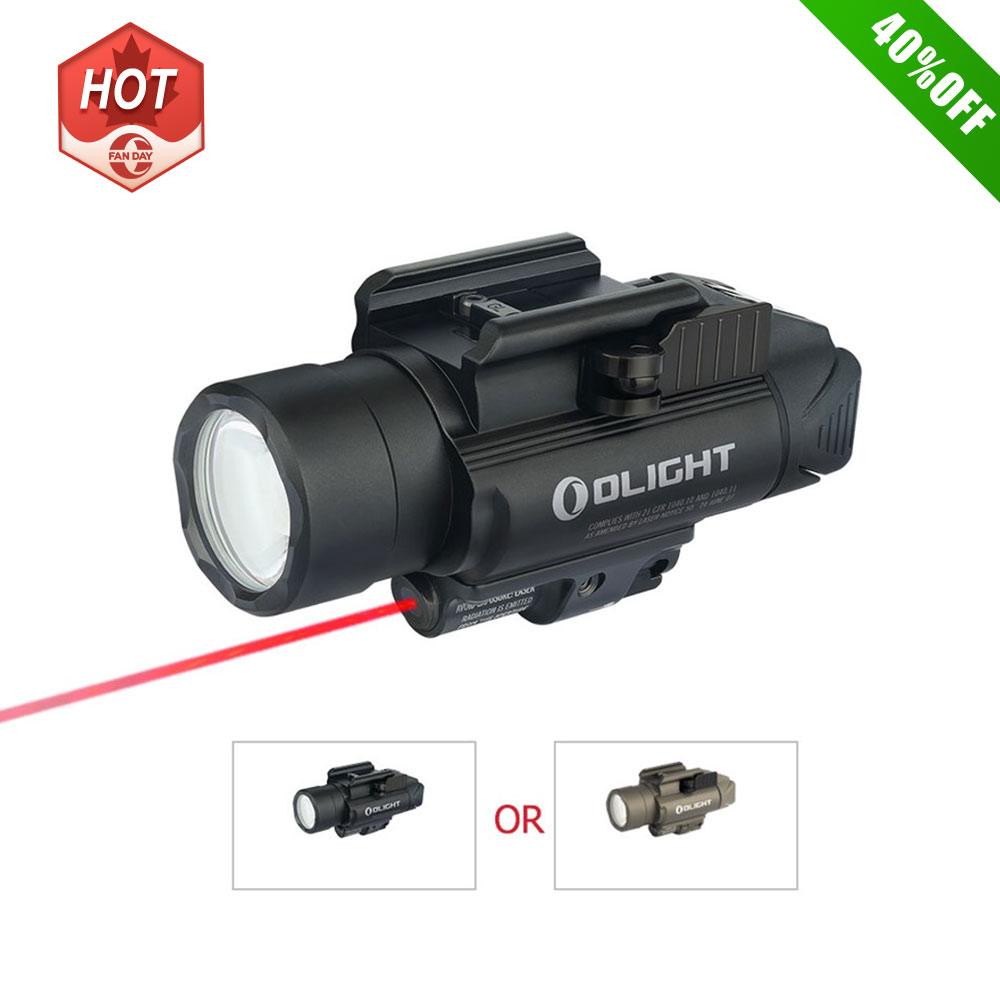 Olight Baldr RL Light Laser Combo