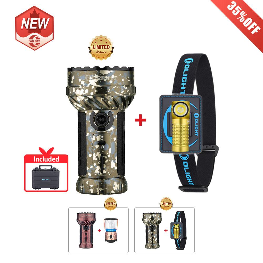 Olight Marauder 2 High Power LED Flashlight Bundles