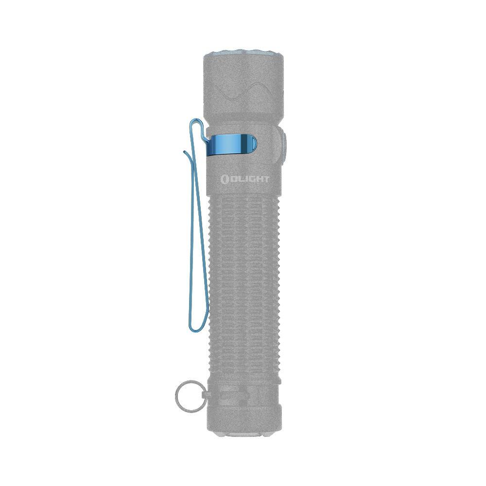 Olight Warrior Mini 2 Pocket Clip Blue