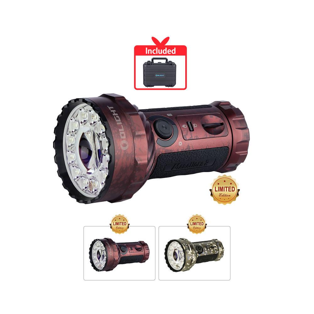 Olight Marauder 2 High Power LED Flashlight