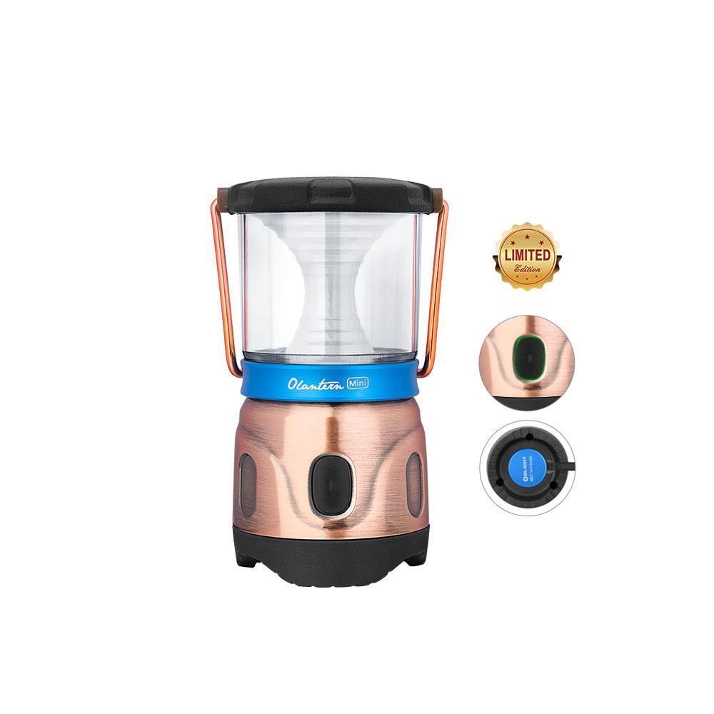 Olight Olantern mini LED Rechargeable Lantern Antique Bronze