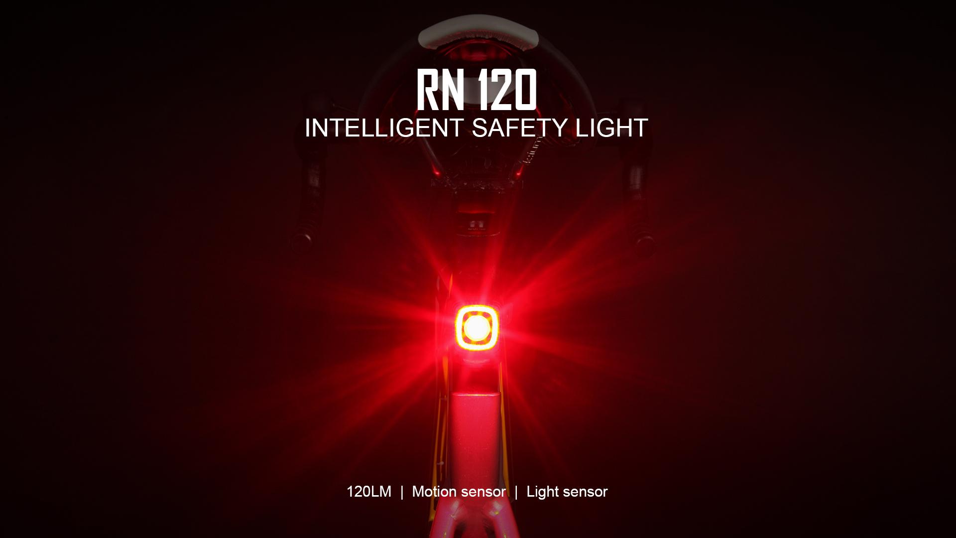 ALLTY 2000 + RN 120 Best Bike Light