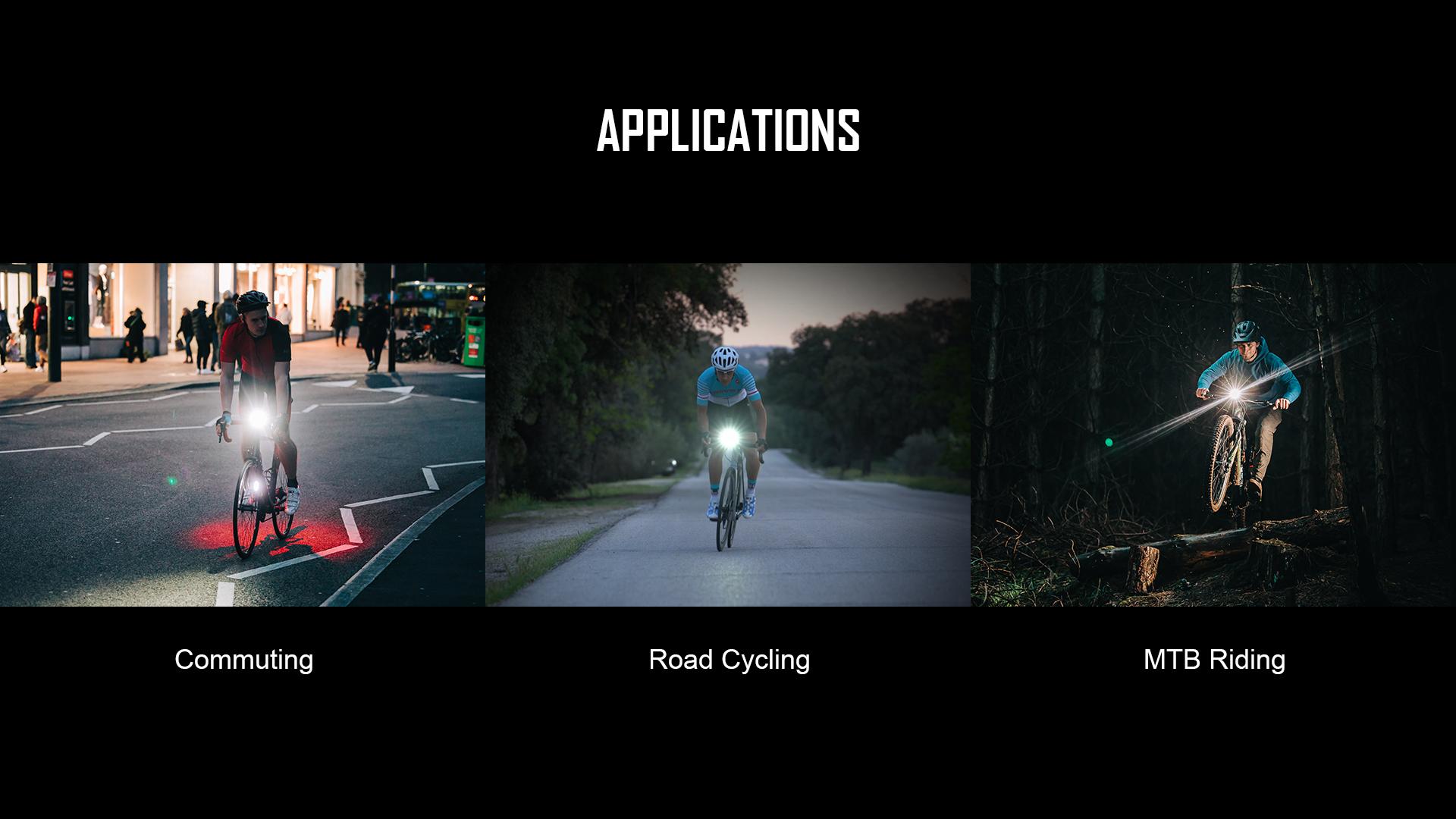 RN1500 Multi-application Usage