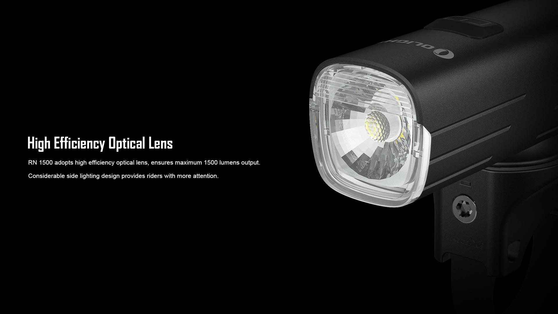 RN1500 Bike Headlight High Efficiency
