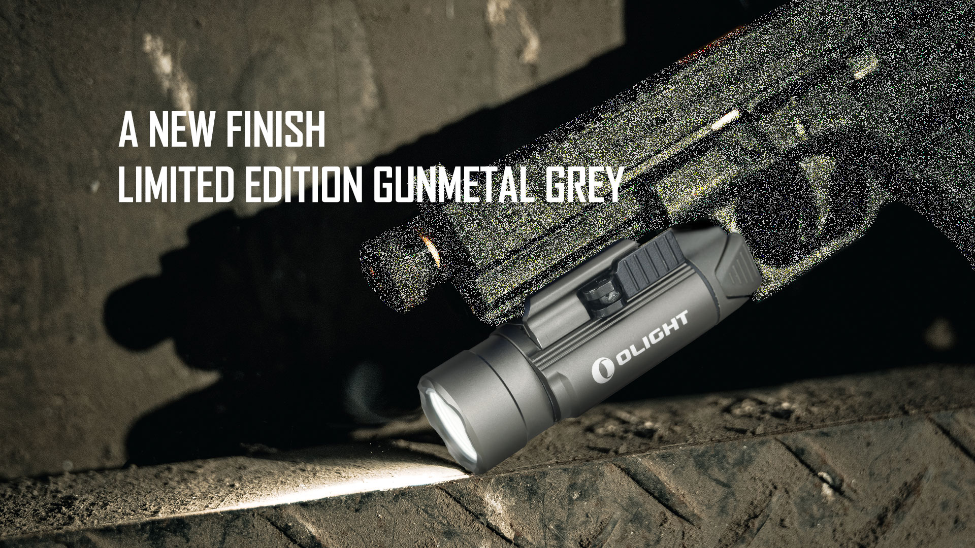 PL-2 Valkyrie Small Tactical Flashlight Limited Color