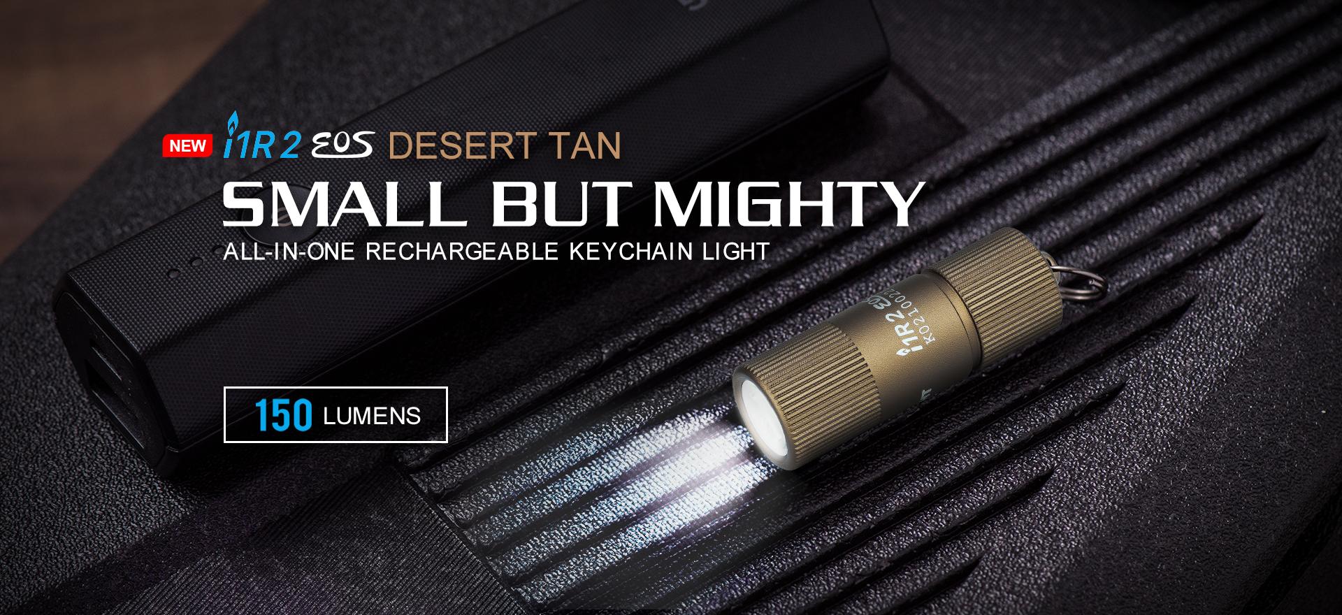 i1R 2 Kit Keychain Light
