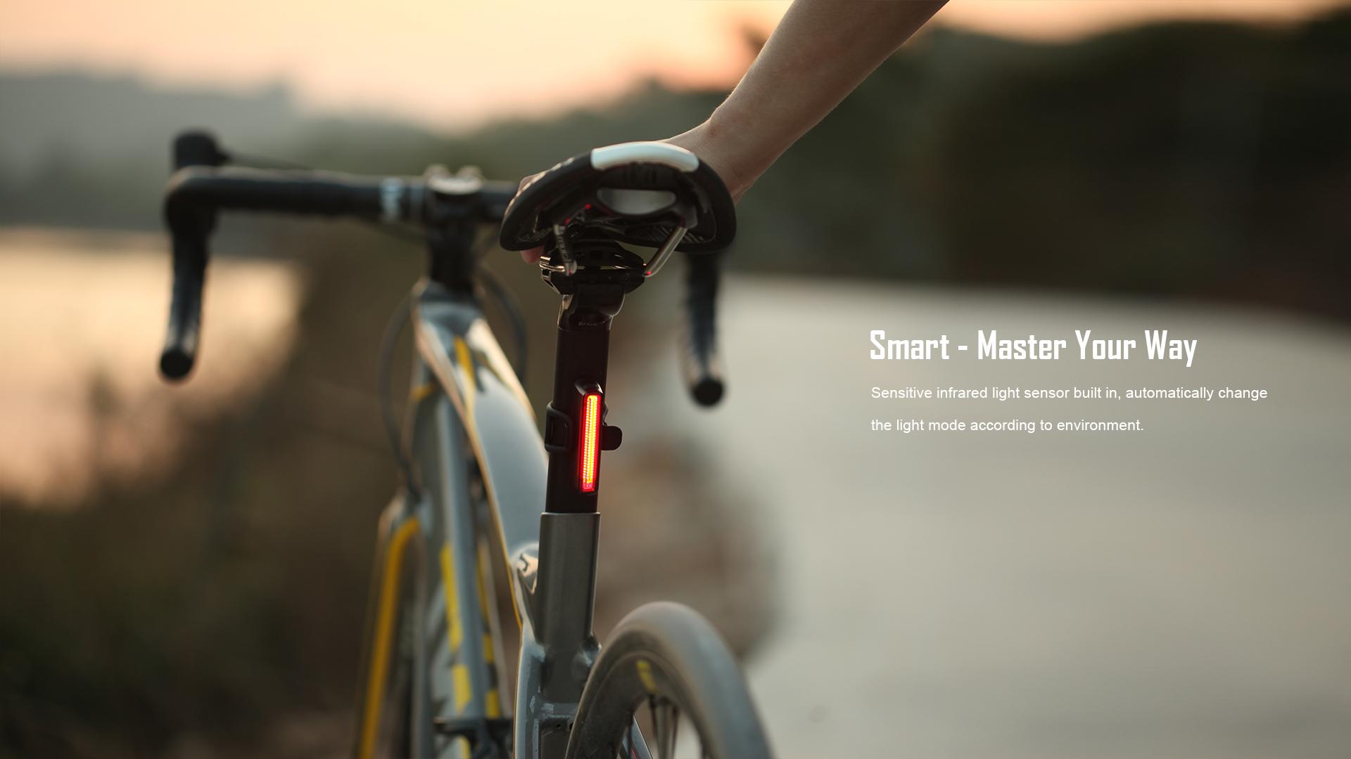 Seemee 30 TL Rear Bike Light Smart