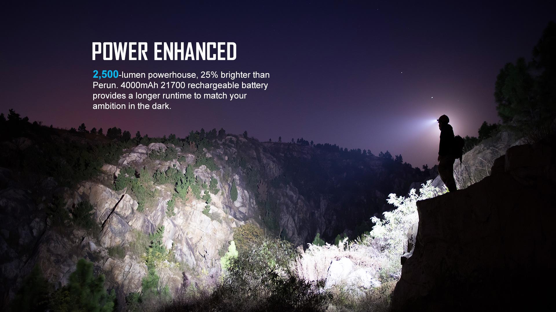 perun 2  Power Enhanced