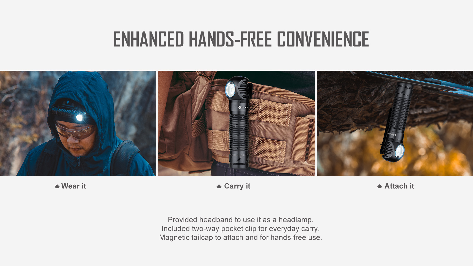 perun 2 Enhanced Hands-free Convenience