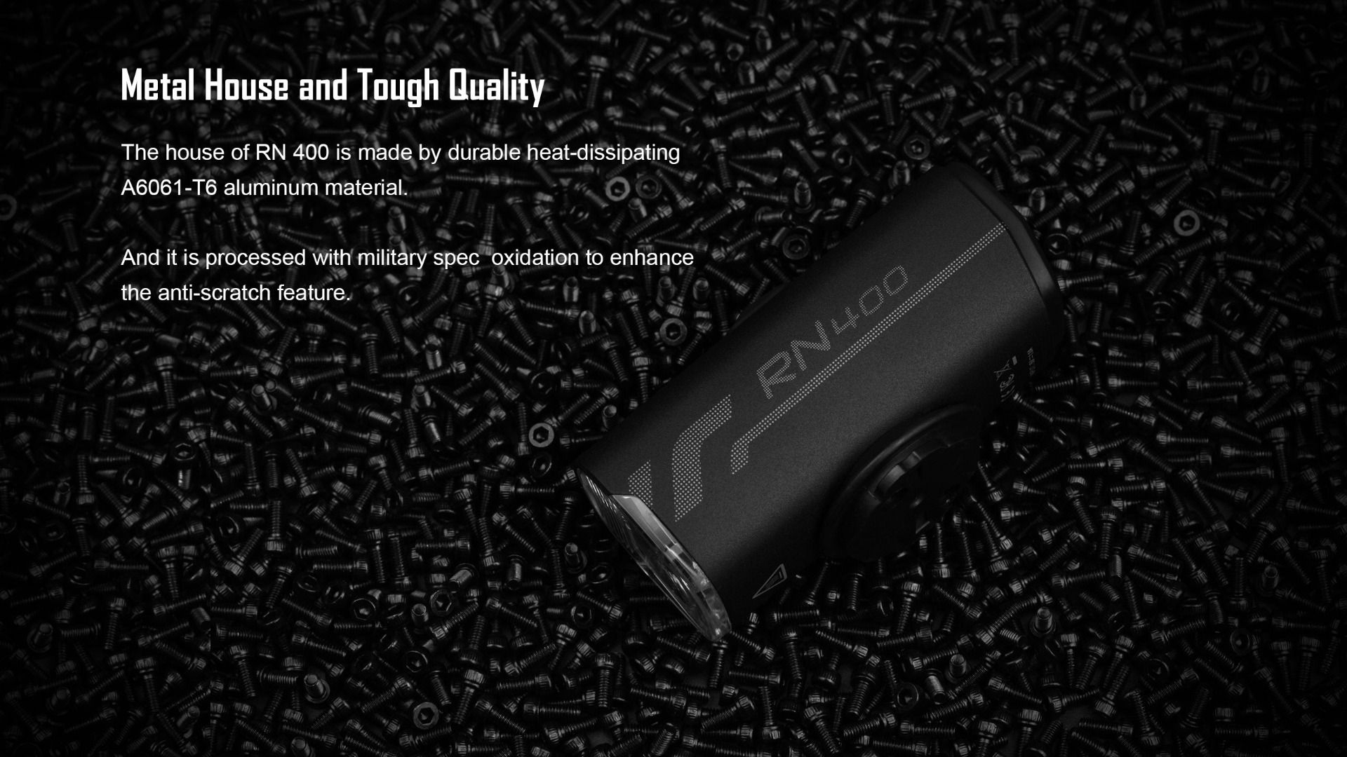 Olight RN 400 Bike LED Light Headlight Adapter Quickly