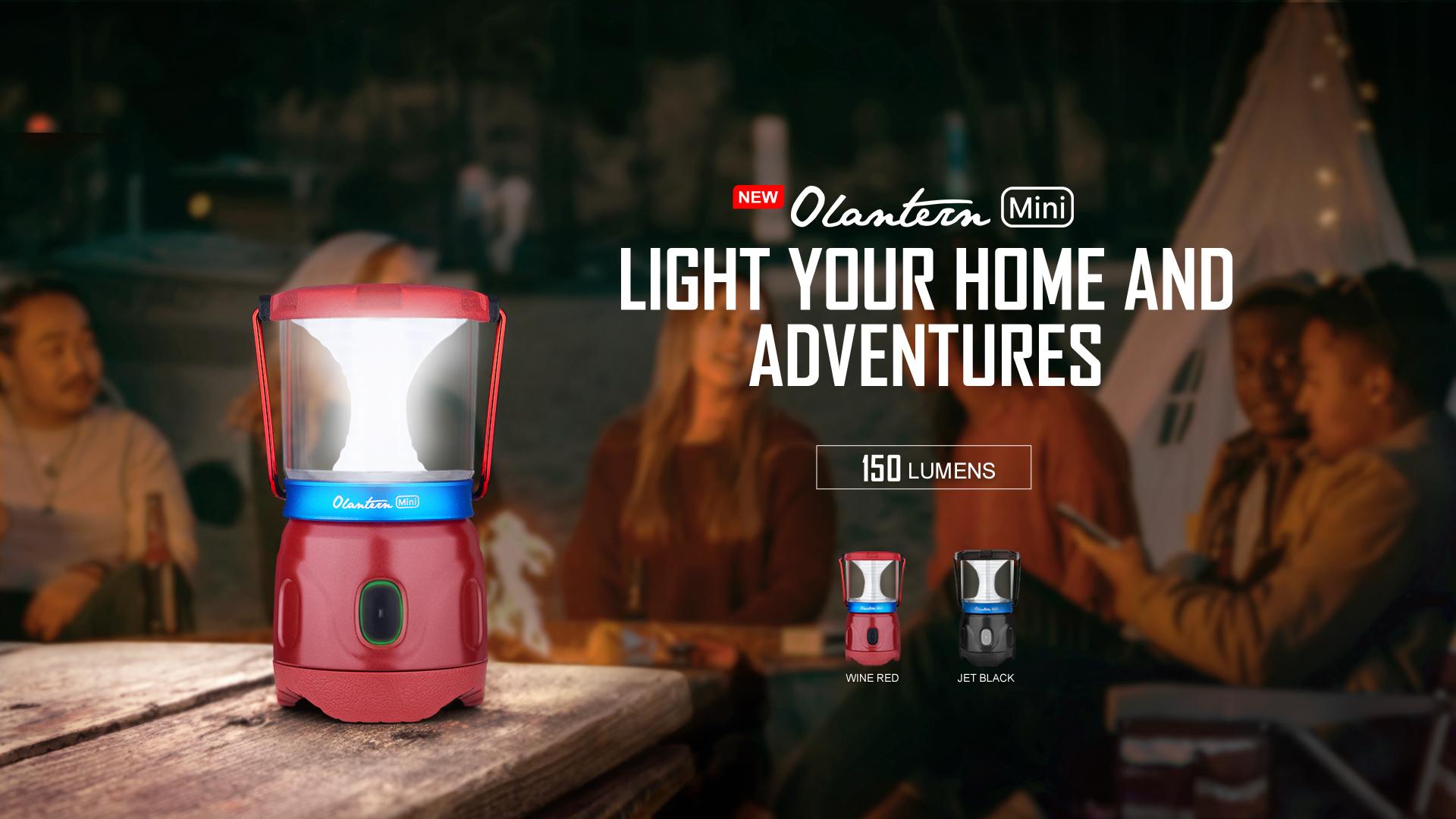 Olantern Mini Rechargeable Lantern