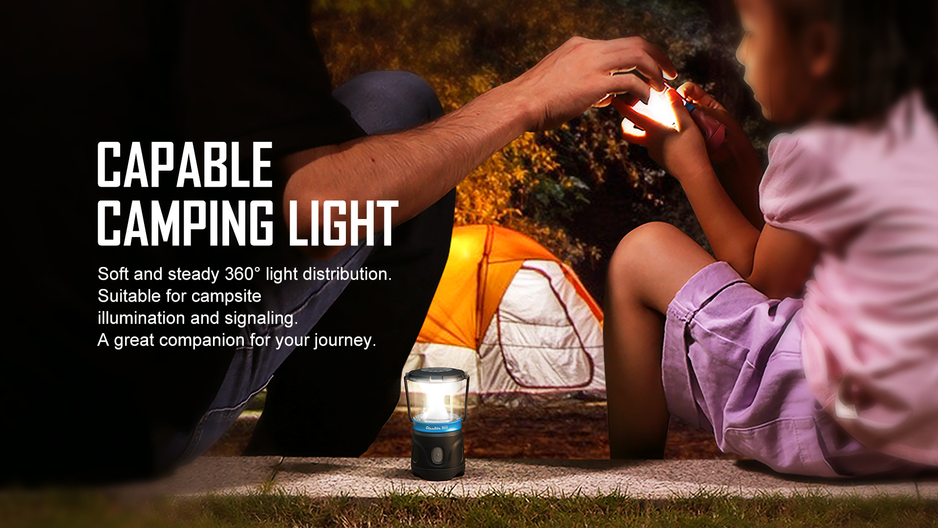 Olantern Mini capatible camping  Lantern