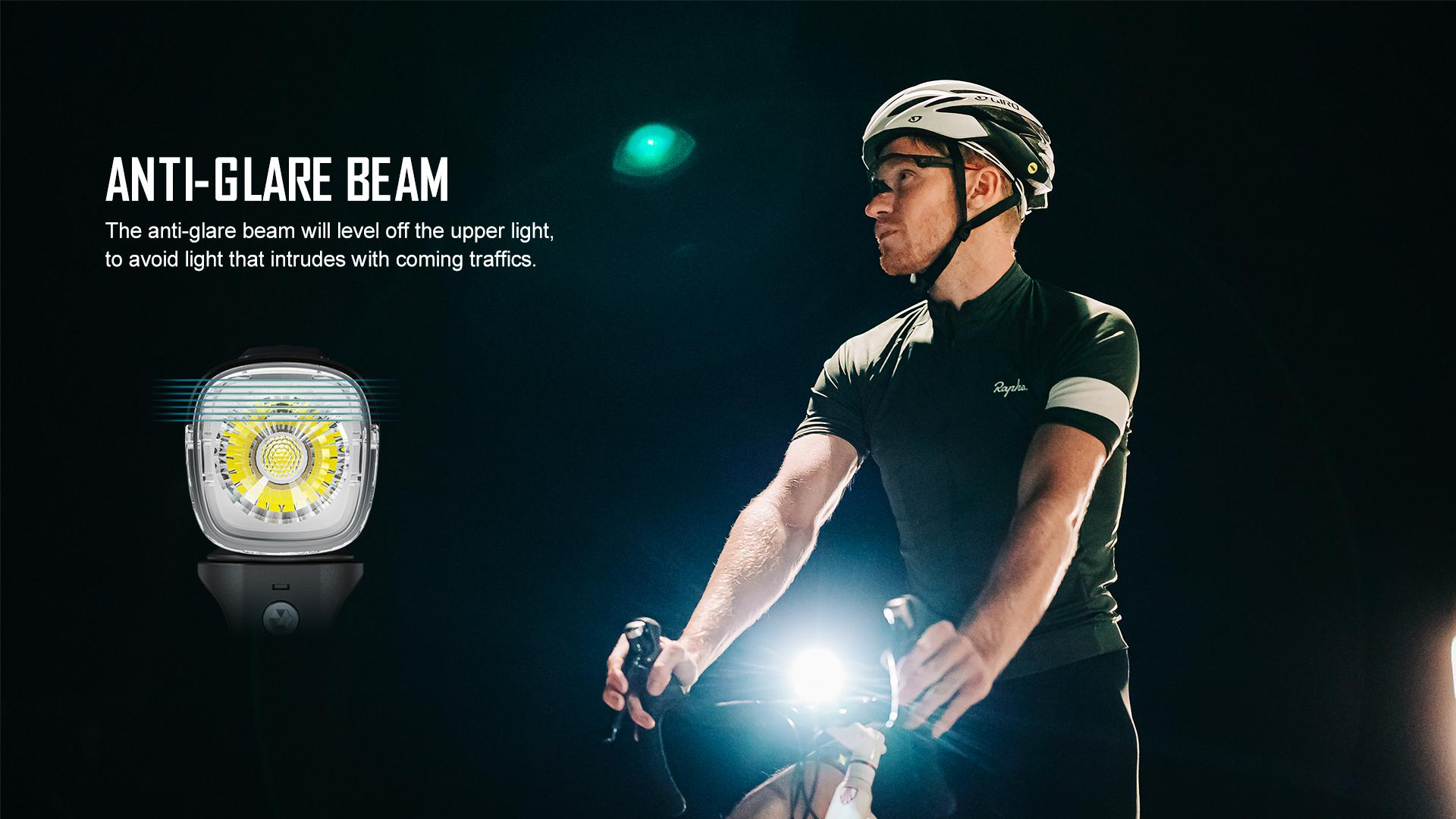 RN 1200 Anti-glare Beam Cycling Light