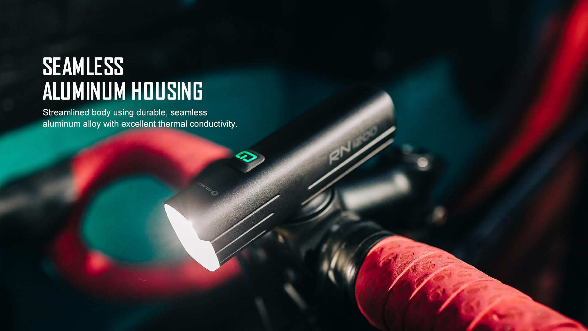 RN 1200 Durable Cycling Light