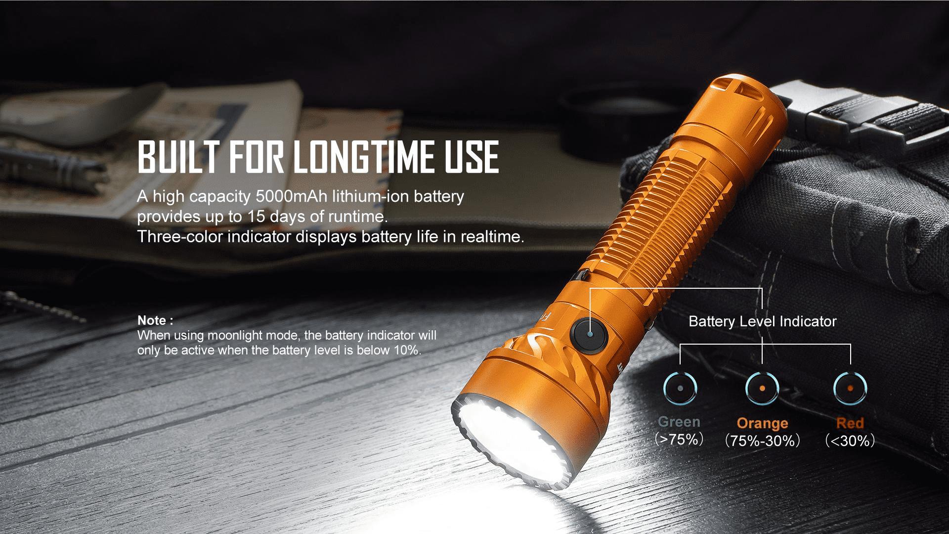 Freyr Tac Light long time use