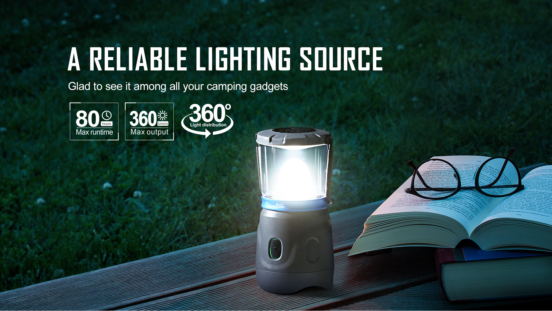 Olantern Rechargeable Camping Lights Reliable Source